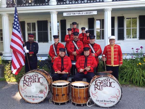 The Grand Republic Fife and Drum Corps